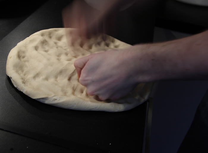 making bagels at home, homemade bagels, bagel dough, bread dough