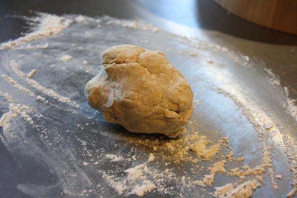 baking powder biscuits dough