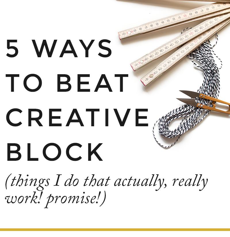 5-ways-to-beat-creative-block